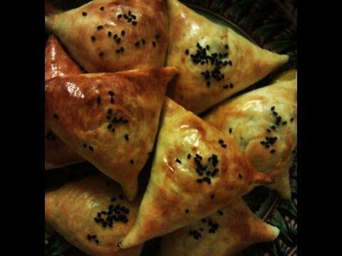 Самбуса Видео рецепт Самса Сомса Самоса Milkyroad Tajik Sambusa Sambooseh
