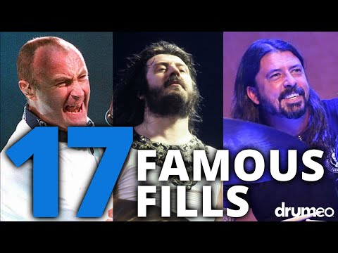 Download The 17 Most Iconic Drum Fills Mp4 baru