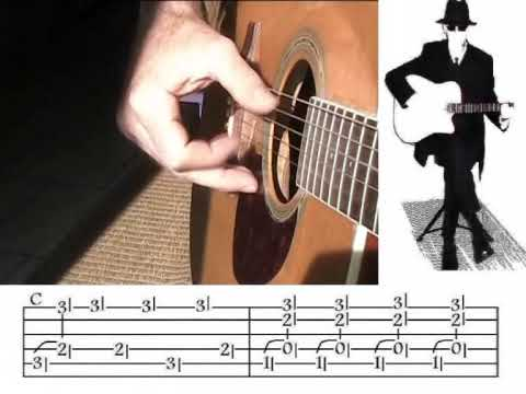 Blind Blake - Volume 2 - Ragtime Guitar Lesson