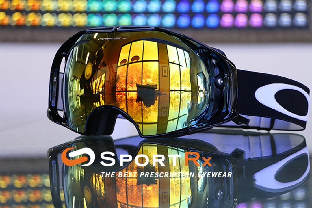 SportRx | Oakley Airbrake - YouTube