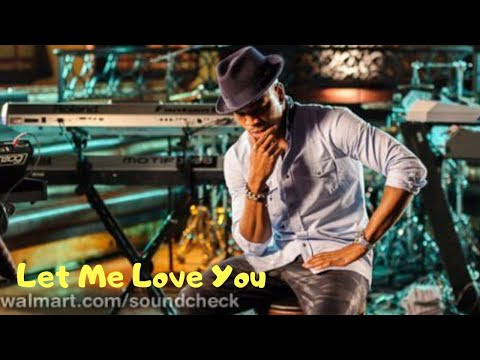 Ne-yo Let Me Love You Live Walmart Soundcheck video