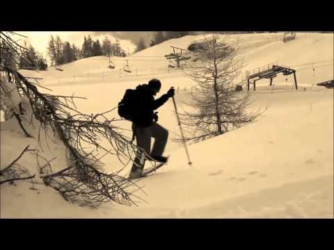 Schneeschuhwandern Camminate con le ciaspole