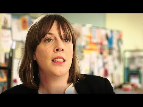 Jess Phillips: I'm standing for Labour leadership 'because we need more honesty in politics'