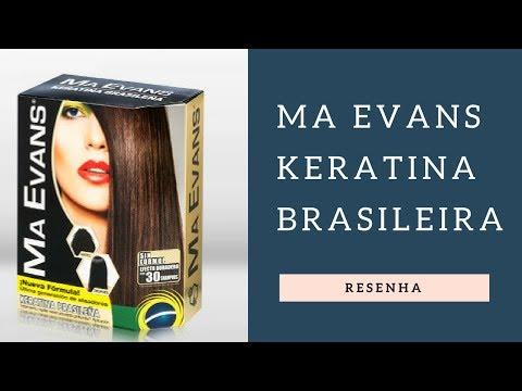 Resenha Ma Evans Keratina Brasileira
