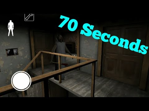 Granny(Horror Game)70 Seconds