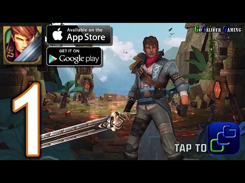Stormblades Android iOS Walkthrough - Gameplay Part 1 - Levels 1-5