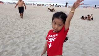 Biển & Xitin tại bãi biển Mỹ Khê Đà Nẵng