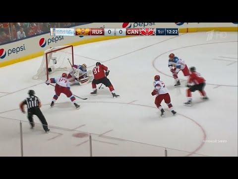 КАНАДА – РОССИЯ - 5:3. Обзор Матча. Кубок Мира по Хоккею-2016