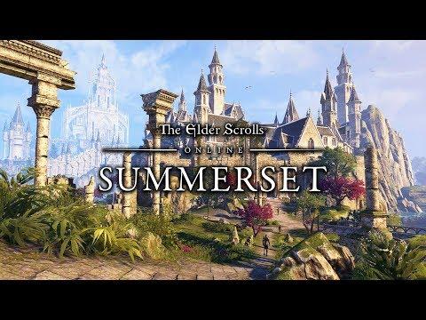 The Elder Scrolls Online: Summerset - как изменилась игра?