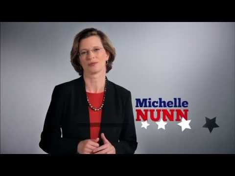 """Shameful"" - Michelle Nunn for U.S. Senate"