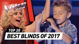Download Lagu BEST BLIND AUDITIONS OF 2017 | The Voice Kids Rewind Gratis STAFABAND