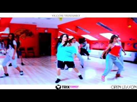 Уроки уличных танцев - видео