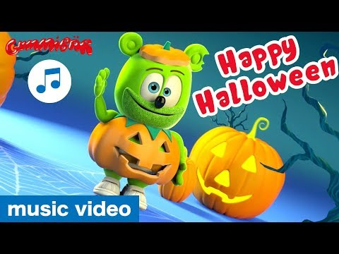 Download The Gummy Bear Song HALLOWEEN SPECIAL 🎃 Gummibär  👻 Halloween Song Mp4 baru