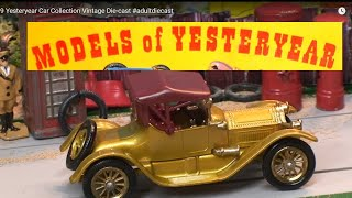 Matchbox Collection - Old Car Restoration Shop - Wrecked Cars Made Good