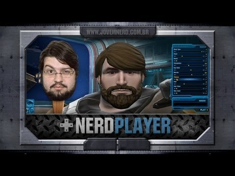 NerdPlayer 16 - Star Wars: The Old Republic - WoW no universo SW