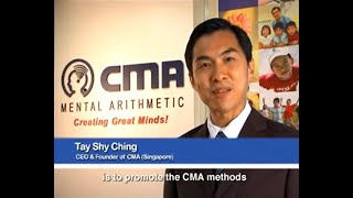 CMA Singapore - An Introduction