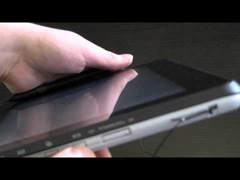 Fujitsu Stylistic Q550 Oaktrail Win 7 Pro Kurztest DE