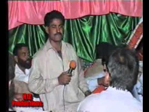Nisar Bazmi & Tanveer Shah - Pothwari Sher - Kahin Ruteh Ho Dil Boo Changeh Lagde