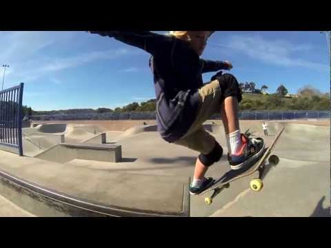 GoPro session: Skyler Golter