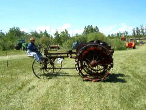 1917 Moline Model C Universal Tractor