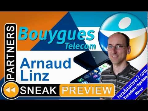 PARTNERS 2012 Sneak Preview with Arnaud Linz [Bouygues Telecom]