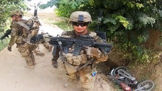 US Army EOD Soldiers Ambushed on Patrol - Part 2