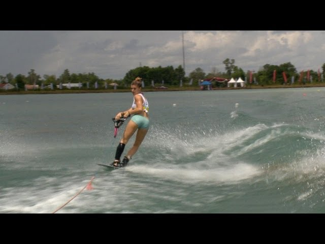 IWWF World Cup Shortboard Indonesia - Womens Pro Trick Finals