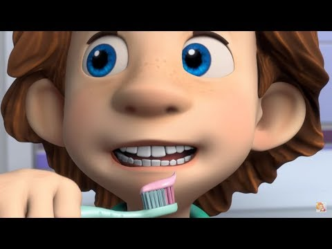 Фиксики -  Зубная паста / Fixiki