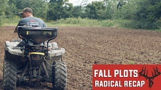 Fall Plots for Deer Hunting - Radical Recap