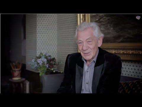 Sir Ian McKellen on Sherlock Holmes