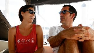 Q&A- What we LOVE (and hate!) about living on a boat (Sailing Ruby Rose)  S2E5