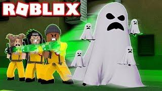 *NEW* GHOST HUNT 2018!! - Roblox Halloween