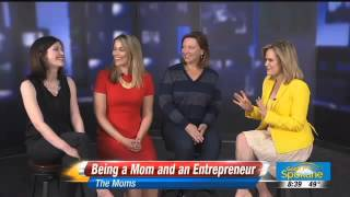 The Moms: Momtrepreneurs