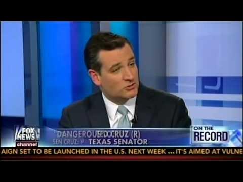 Sen. Ted Cruz with Greta Van Susteren on the Obama Administration's Assault on Texas