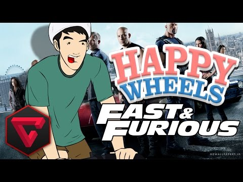 Happy Wheels: RÁPIDOS Y FURIOSOS Fast and Furious