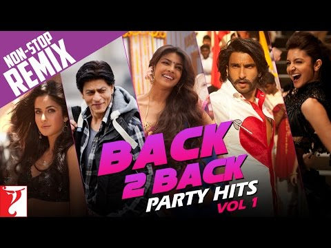 #Back2Back : Party Hits Volume I