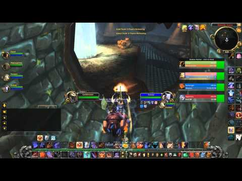 World of Warcraft: Dara Mactire 5v5 Part 1 ft. Gearbreaker (Gameplay/Skype)