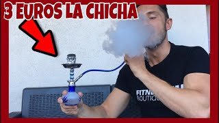 CHICHA ALIEXPRESS À 3 EUROS !!💨😵💨