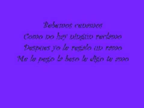 Wisin Y Yandel - Irresistible Lyrics video