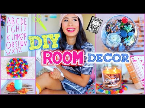 Diy Room Decorations For Cheap    Make Your Room Look Like Pinterest &amp  Tumblr