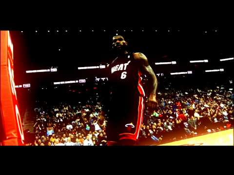 LeBron James - No Church In The Wild - Kanye West ft. Jay Z