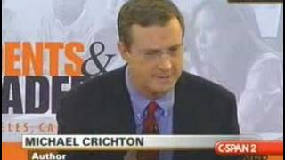 Michael Crichton on People Who Don