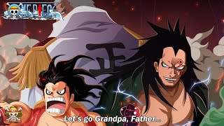 Top 10 Facts You Should Know About Monkey D Luffy's Family