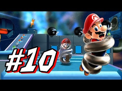 Let's Play Super Mario Galaxy 2 - Part 10