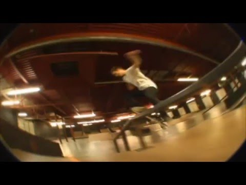 Brandon Girod at Skate Naked Skatepark in Columbus, Ohio