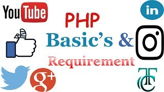 php basic syntax and requirement's full tutorial in hindi English  part 2