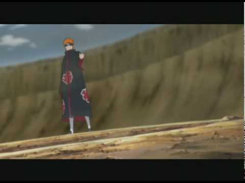 Naruto Vs Pain Amv In The End Linkin Park video