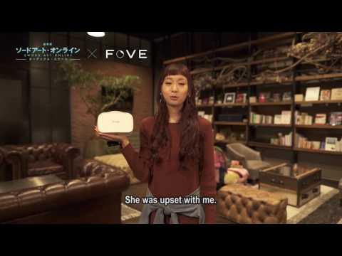 Sword Art Online Virtual Reality Experience explained by Haruka Tomatsu