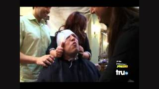 Impractical Jokers - Haircuts (Loser's challenge season1 episode 17)