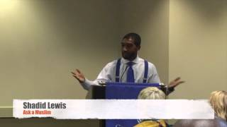 Video: Why am I a Muslim? - Shadid Lewis